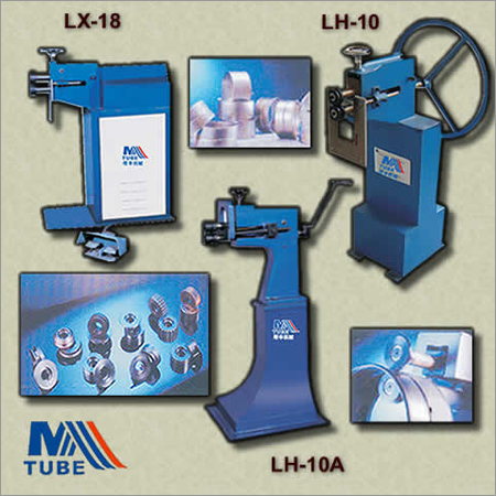 Universal Hand, Power Swaging, Tennying & Wiring Machine