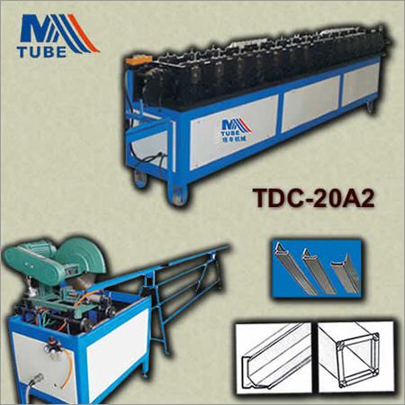 TDC Transverse Flange Duct System