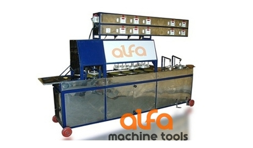 Automatic Single Line Khakhra Making Machine