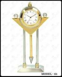 Tower Table Clock