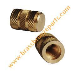Brass Mould-in Insert