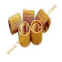Brass Straight Knurl
