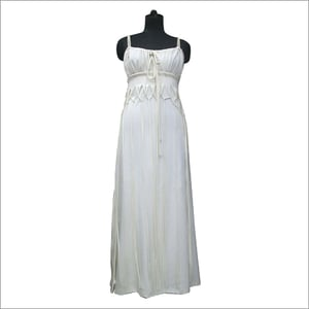 Cotton Lycra Dress