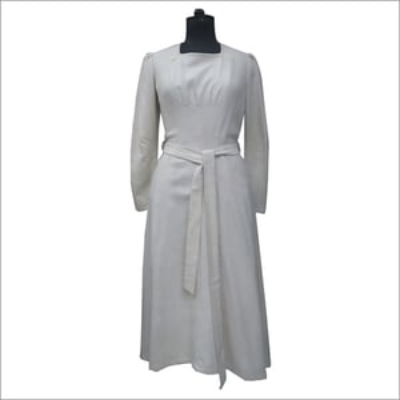 Raw Silk Women Dress