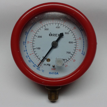 High Pressure Gauge – RX-4018B