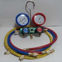 Manifold Set with 5ft. & 3ft. Charging Hose