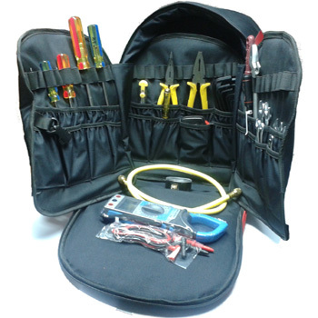 Mighty Mounts Professional Heavy Duty Tool Bag with Standard Tools