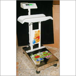 Baby Cum Adult Weighing Scale