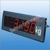 Terminal Weighing Machine
