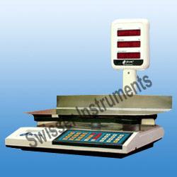 Price Computing Scale Machine