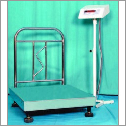 Conversion Platform Weighing Scale