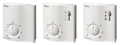 Siemens Analog Thermostat for AHU - RCU