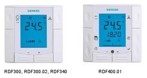 Siemens1 Digital Thermostat for AHU - RDF