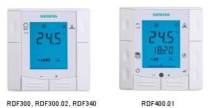 Siemens Digital Thermostat for FCU & Room