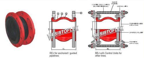 RESISTOFLEX Pipe Fittings
