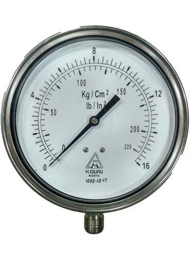 MS Pressure Guage
