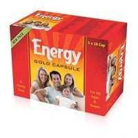 ENERGY GOLD CAPSULES