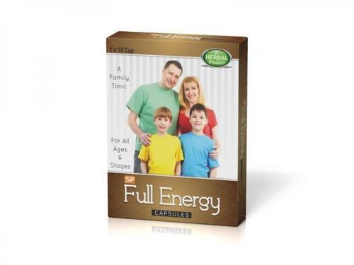S.P FULL ENERGY CAPSULES