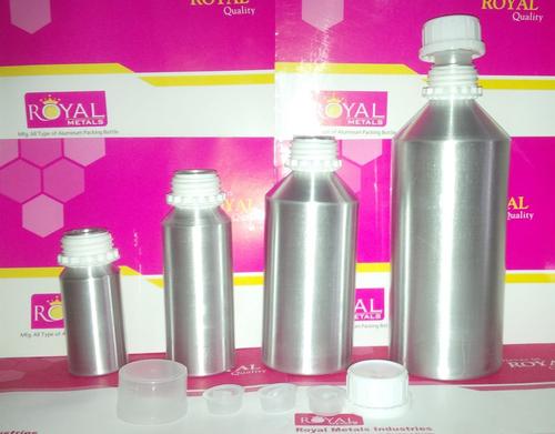 Aluminum Perfume Bottle