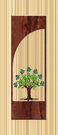 Decorative Door Print Paper