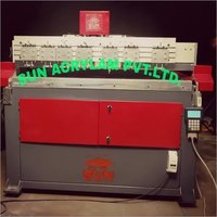 1 MM Mirror Glass Cutting Machine