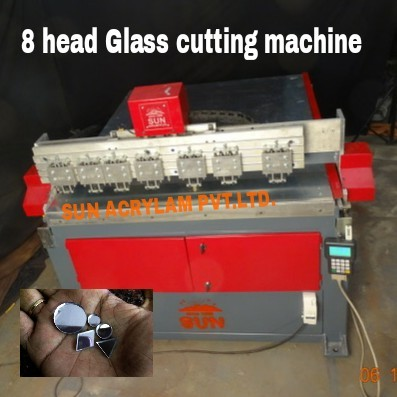 Multi Head Glass Cutting Machine