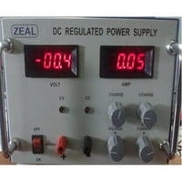 Linear DC Regulated Power Supply