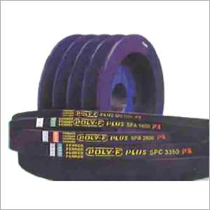 Wrapped Wedge Belts