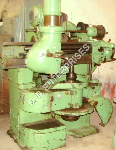 Fellows 900mm Diameter Gear Shaper
