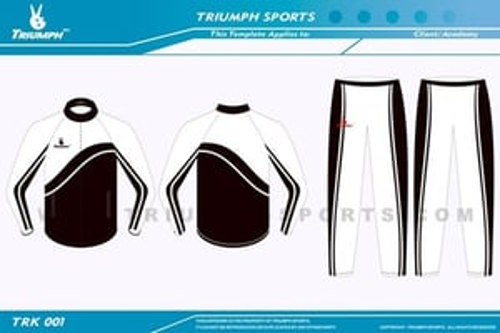 Custom cricket tracksuit
