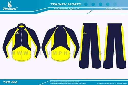 Custom cricket jacket