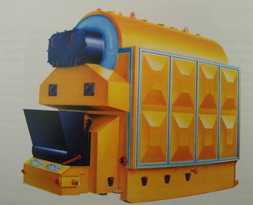 Boilers For Dyeing Plant
