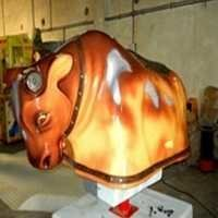 Bull Ride Machine