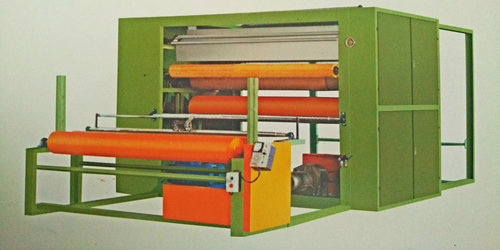 Flame Type Lamination Machine