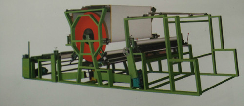 Net Frictioning Lamination Machine