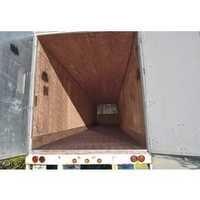 Metal Enforced Truck Flooring