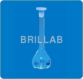 Volumetric Flask A class with one graduation mark
