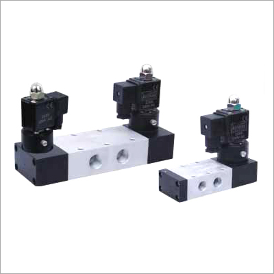 Single & Double Solenoid Valve