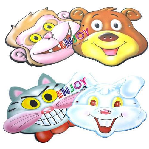Cartoon Masks