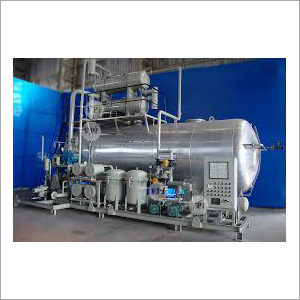 Commercial Water Filtration Plants