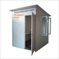 Portable Weighbridge Cabin