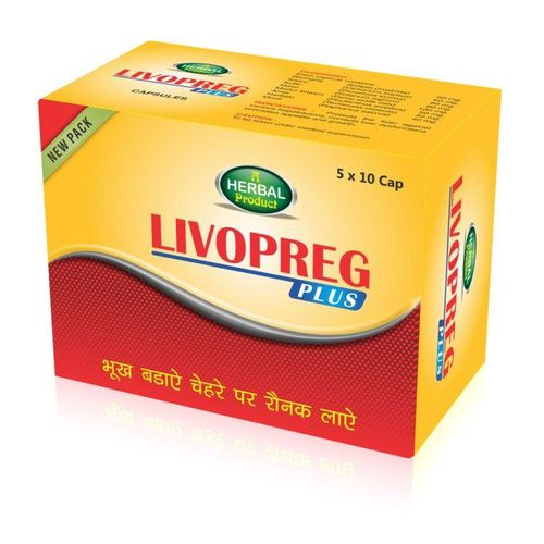 LIVOPREG CAPSULES