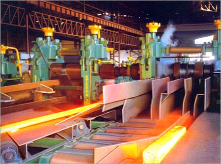 Steel Rolling Mill Machine