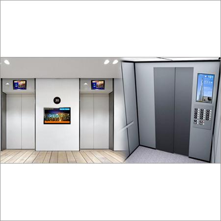 Lift LCD Display