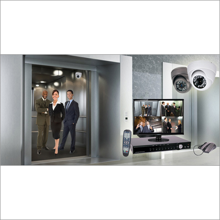 Elevator Security Camera