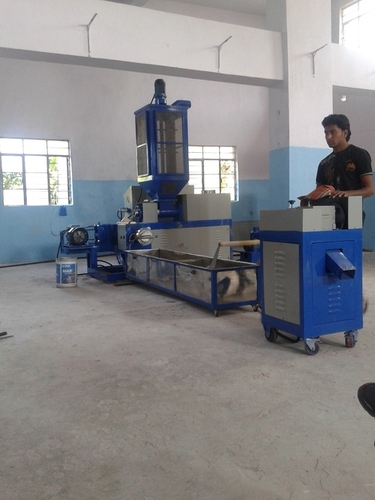EPS Pelletizer Machine