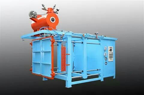 Thermocol Molding Machine