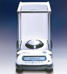 Dual-range Semi-micro Balances