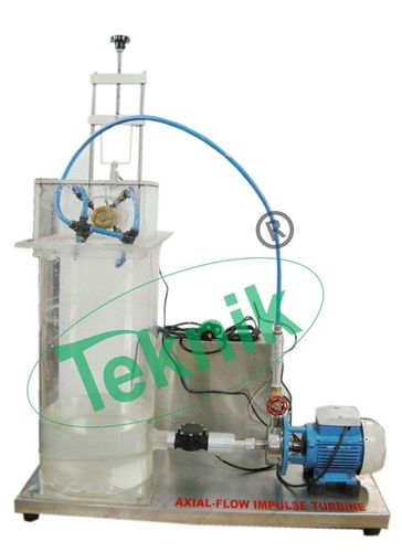 Hydraulic Fluid Mechanic Lab Equipments