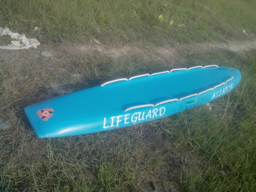 FRP Life Guard Boat